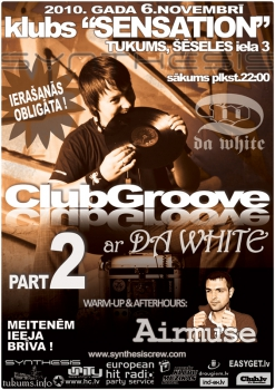Club Groove – Part 2