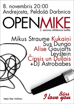 Open Mike 2
