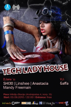 Tech Lady House